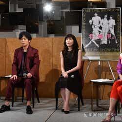 中島亜梨沙、稲垣吾郎、安寿ミラ、北村岳子(C)モデルプレス