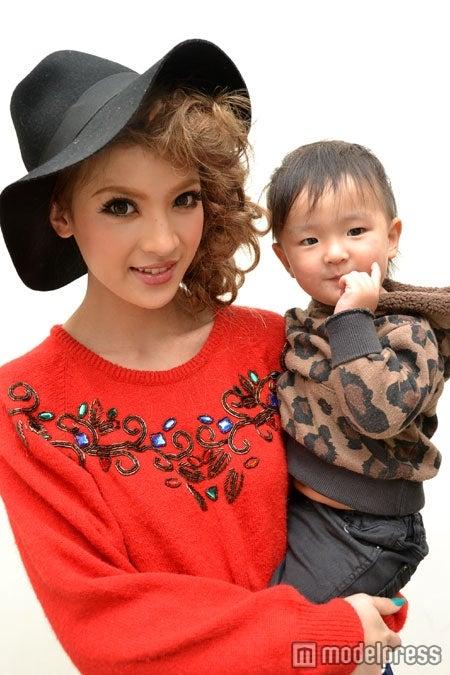 「I LOVE mama」専属モデルの孫きょうと息子の蓮凰(れおくん