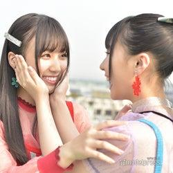 矢吹奈子&田中美久 (C)モデルプレス