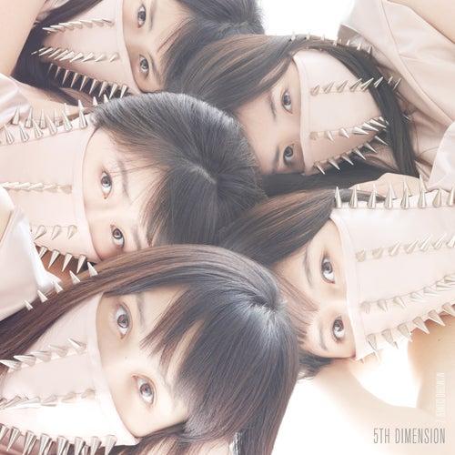 ももいろクローバーZ・2ndアルバム「5TH DIMENSION」(4月10日発売)/通常盤