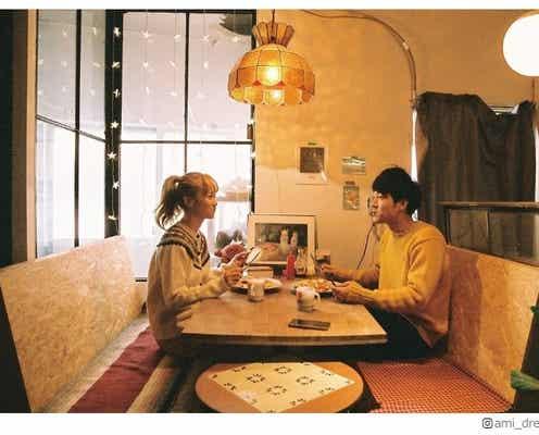 Dream Ami&元テラハ半さん(半田悠人)、2ショットで結婚報告「彼はまさに、私の理想」