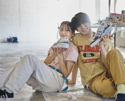 『虹オオカミ』カスタムスニーカーの限定ポップアップが東京・大阪にて10月22日よりスタート!