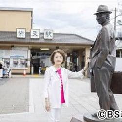 倍賞千恵子、没後24年の渥美清さんをしのぶ