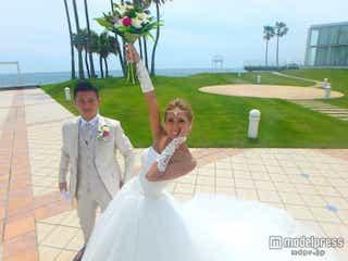 モデルLie、結婚3年目で挙式「やっと妻になったと実感」<コメント到着>
