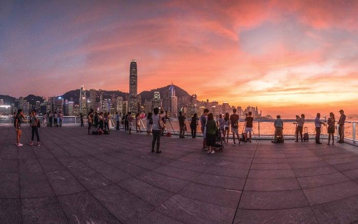 ハーバーシティ/画像提供:香港政府観光局