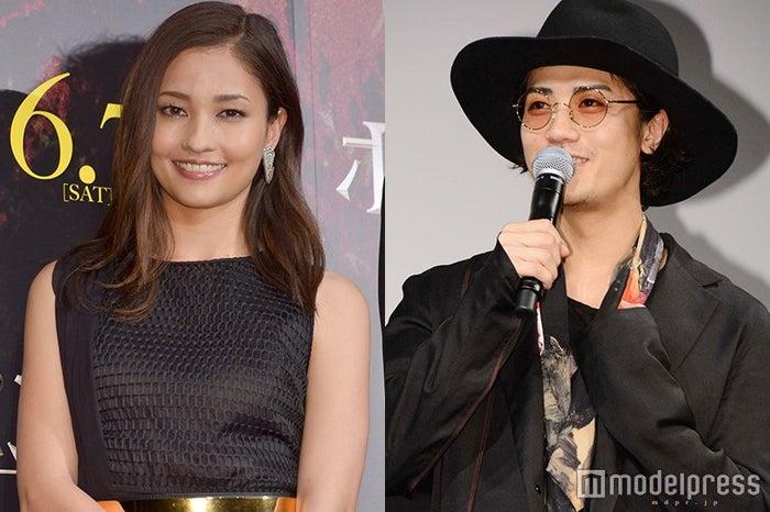 黒木メイサ(左)の妊娠発表に夫・赤西仁(右)コメント(C)モデルプレス
