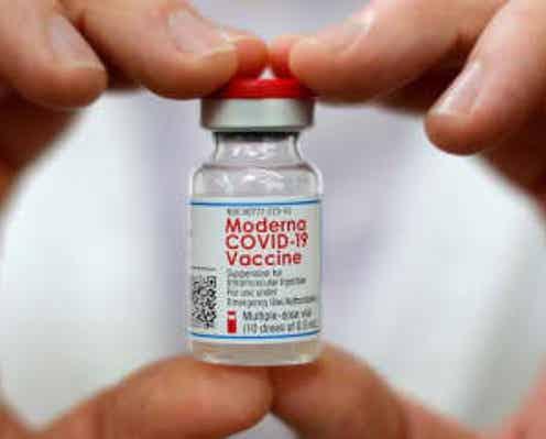 米モデルナ製ワクチン、12─17歳への接種近く承認の公算