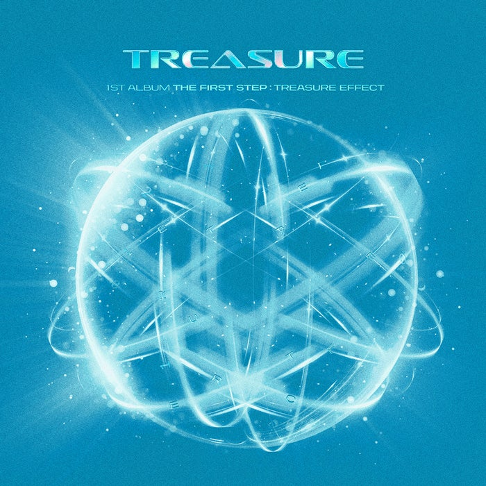『THE FIRST STEP:TREASURE EFFECT』配信版ジャケット(提供写真)