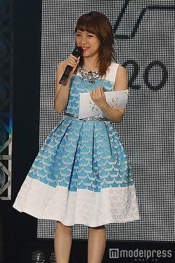 """高橋みなみ、AKB48卒業後""""初仕事""""に「緊張」も山ちゃん絶賛<GirlsAward 2016 S/S>"""
