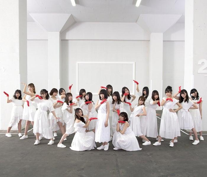 SKE48チームKII(写真提供:テレビ朝日)