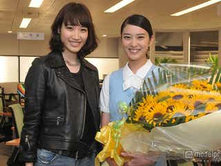 """武井咲、主演ドラマ主題歌担当の""""国民的美少女""""から告白「なりたいくらい好き」"""