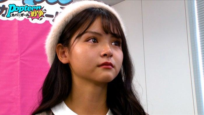 のんち/「第3次Popteenカバーガール戦争」(C)AbemaTV