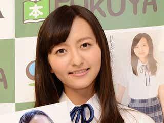 "HKT48森保まどか""クールビューティー""改め""ホットビューティー""宣言「彼女にしたい」魅力をアピール"