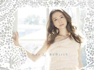 May J. 、新曲「ReBirth」の新ビジュアル&ジャケ写解禁