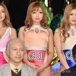 HITOMI、KAZUE、YURIYA (C)モデルプレス