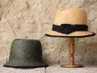 涼しくてフェミニンな軽やかさ♪誰もが振り返るオススメ夏帽子<3選>