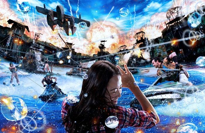 ウォーターワールド/WaterWorld & (C)Universal Studios.