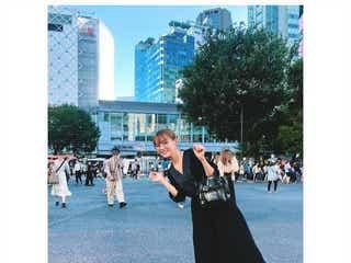 内田理央「ドラクエウォーク」で渋谷に再降臨 「遭遇したい」の声殺到
