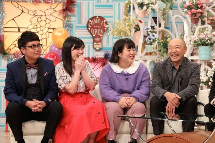 Hashimoto Nao, Seiko, Yuriyan Retriva, Takahashi Katsumi (C) TV Fuji