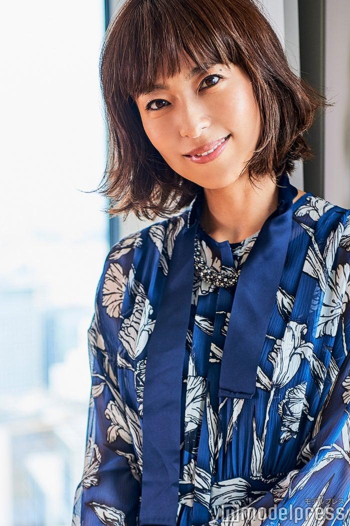 小泉里子(C)モデルプレス