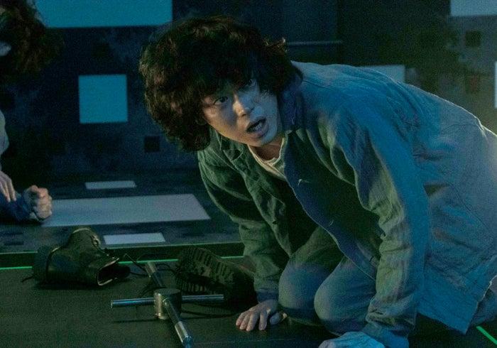 菅田将暉/映画「CUBE」場面写真(C)2021「CUBE」製作委員会
