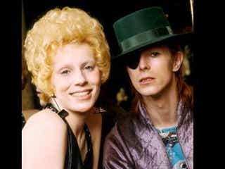 M・ジャガーと同性愛?D・ボウイと前妻アンジーの奇妙な夫婦生活