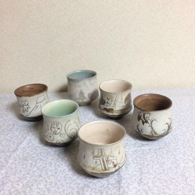 ワークショップ「白化粧掻きおとし陶芸ワークショップ」/画像素材:横浜市
