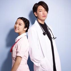 上白石萌音、初ナース役で主演!佐藤健演じるドSドクターに恋…新ドラマ『恋はつづくよどこまでも』