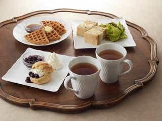 タリーズ、紅茶に特化した新業態「タリーズコーヒー&TEA」を横浜にオープン