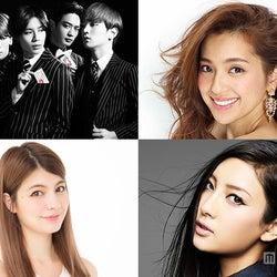 菜々緒&中村アン&マギーら豪華集結 SHINeeライブも「GirlsAward 2015 A/W」開催決定