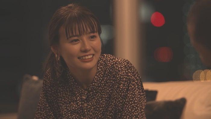 井口綾子「ダブルベッド」(C)TBS