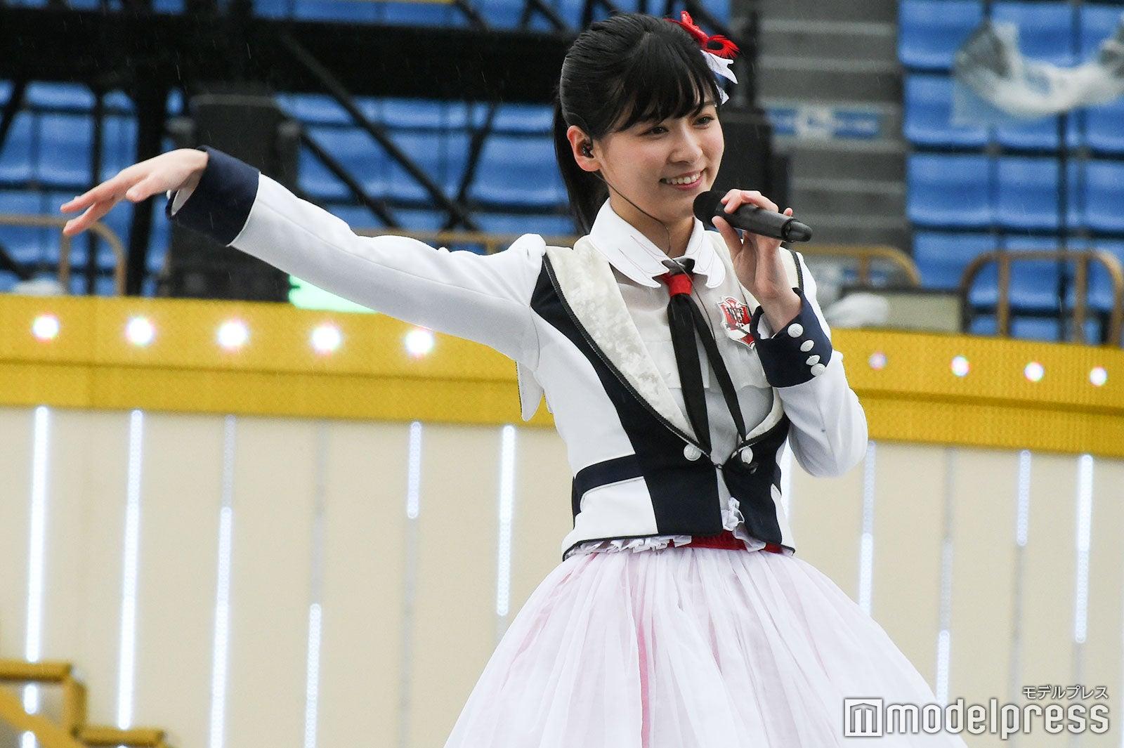 【芸能】NGT48村雲颯香が卒業公演 山口真帆に寄り添いながら「グループ立て直し」に奔走