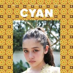 「CYAN issue 016/2018 SPRING」(表紙:琉花)/写真提供:カエルム
