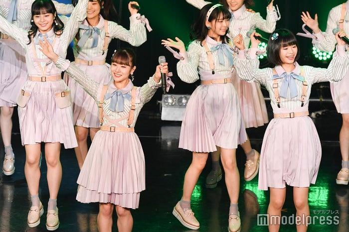 /NGT48「TOKYO IDOL FESTIVAL 2018」 (C)モデルプレス
