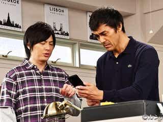 塚本高史、13年後の今だから盛り上がる父親トーク!阿部寛との撮影秘話明かす