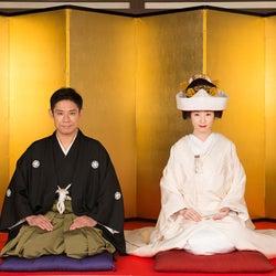 「とと姉ちゃん」相楽樹&伊藤淳史の披露宴写真が公開<本人コメント>