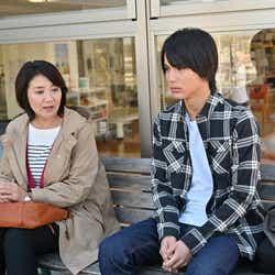 松下由樹、中川大志/「G線上のあなたと私」第6話より(C)TBS