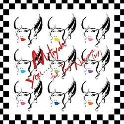 加藤ミリヤ×HY・仲宗根泉のコラボ曲「YOU... feat. 仲宗根泉(HY)」(9月3日発売)通常盤