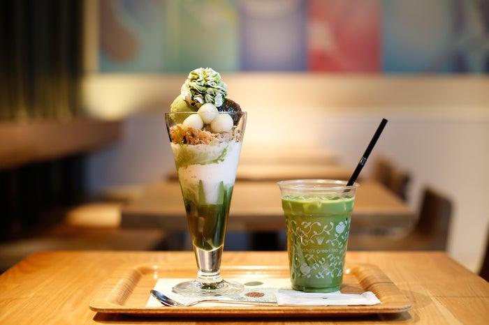 nana's green tea/画像提供:七葉