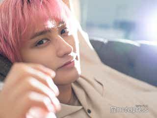 瀬戸利樹「偽装不倫」インタビュー 話題のピンク髪・肉体美への役作り【前編】