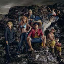 モデルプレス - 「ONE PIECE」実写版 ルフィに斎藤工、サンジに窪塚洋介、ナミに泉里香…配役&ビジュアルが話題