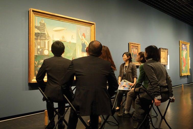 東京国立近代美術館フライデー・ナイトトーク