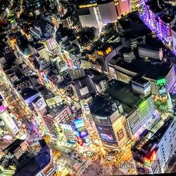 渋谷スカイ(SHIBUYA SKY)360度パノラマ絶景&空間演出を楽しむ展望施設