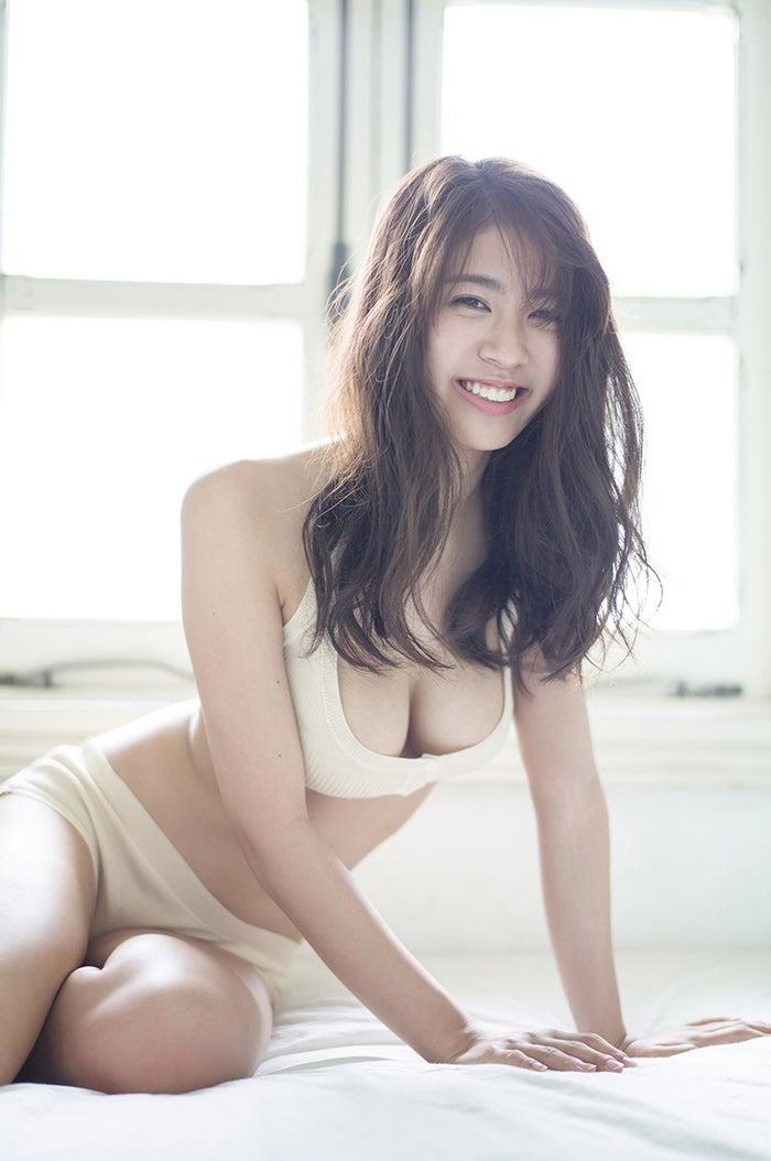 澤北るな(C)矢西誠二/週刊プレイボーイ