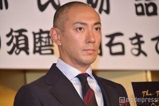 市川海老蔵、麻央さんへ「ごめん。もう一生忘れない」