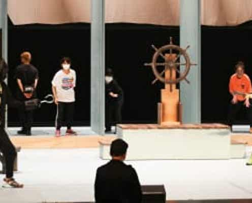 10代目ピーターパン・吉柳咲良 フライングに苦戦もフック船長を圧倒!舞台稽古をリポート