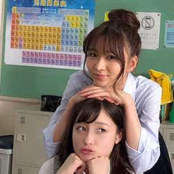 モデルプレス - 岡崎紗絵、橋本環奈の親友役に決定<午前0時、キスしに来てよ>
