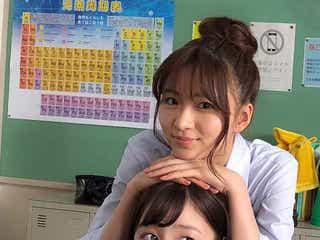 岡崎紗絵、橋本環奈の親友役に決定<午前0時、キスしに来てよ>