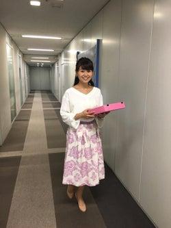 山中章子アナウンサー(提供写真)