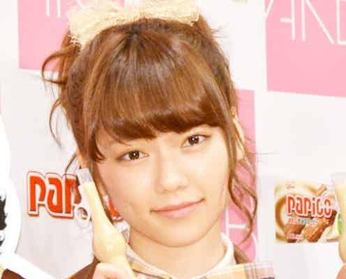 AKB48島崎遥香、「私は後ろしか向いていない」